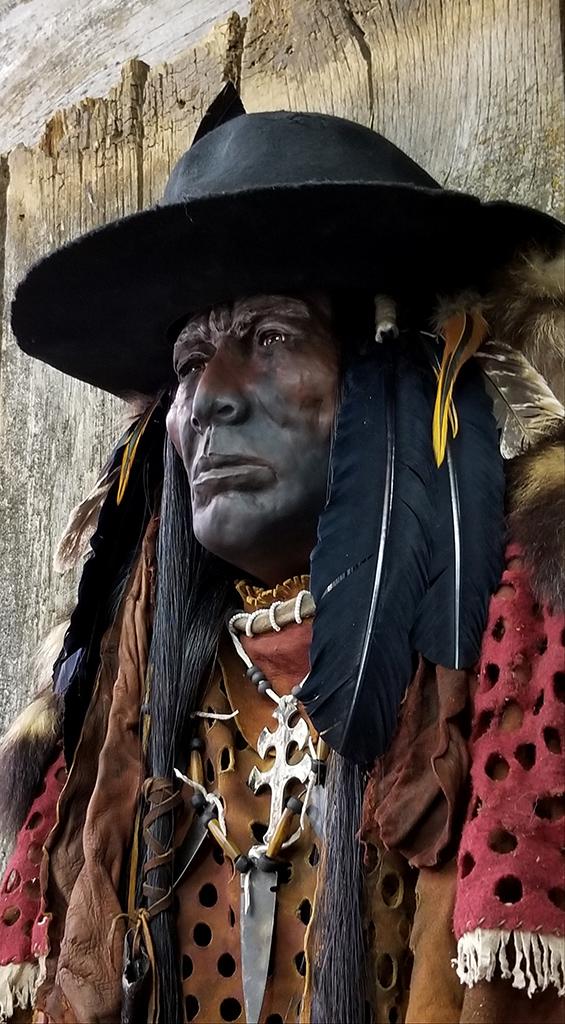 Raven Holy Man 7w